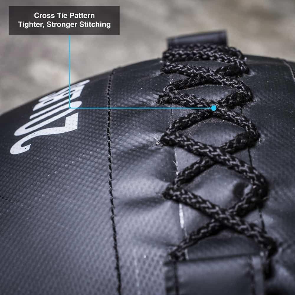 Get RX'd Premium Wall Balls stitch