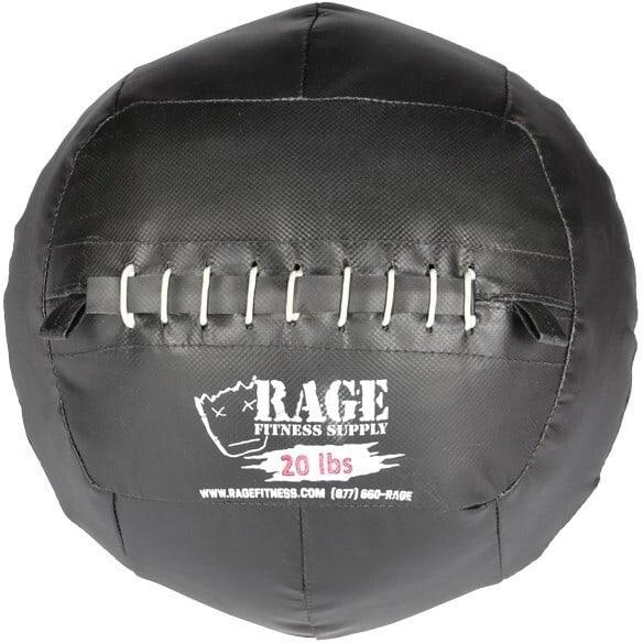 Get RX'd Rage Wall Ball 20lb
