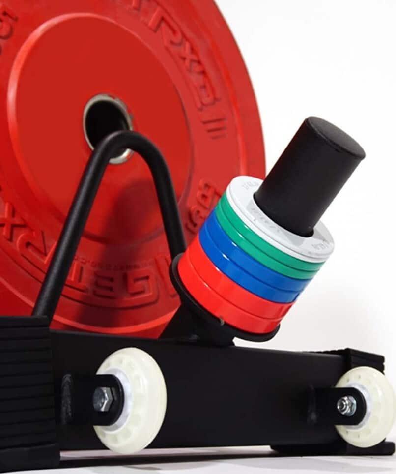 Get RX'd Universal Plate Cart handle