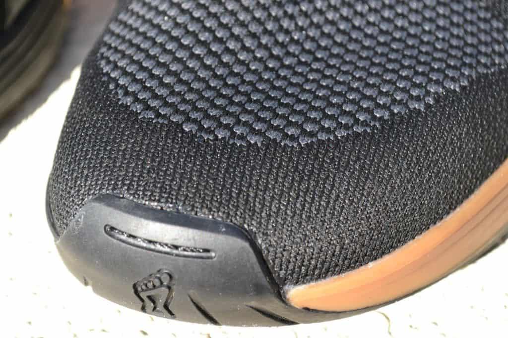 Mesh upper closeup of the Inov-8 F-Lite G 300 Training Shoe