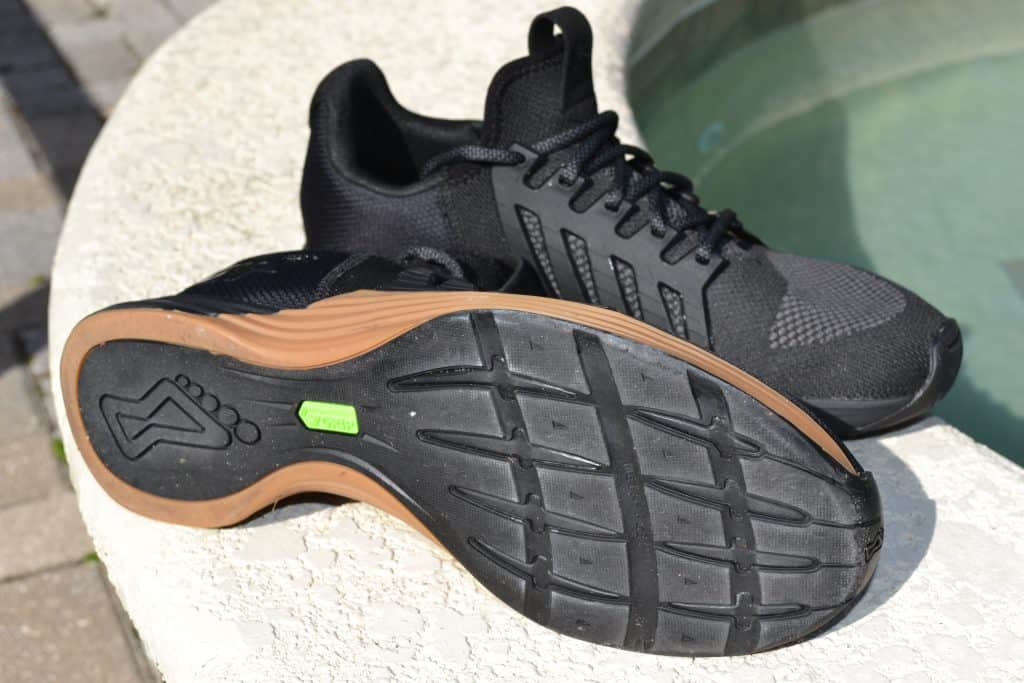 Side and sole of the Inov-8 F-Lite G 300 Training Shoe