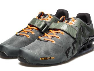 Inov-8 Fastlift 335 is a great weightlifting shoe - stability and traction for lifting big weights