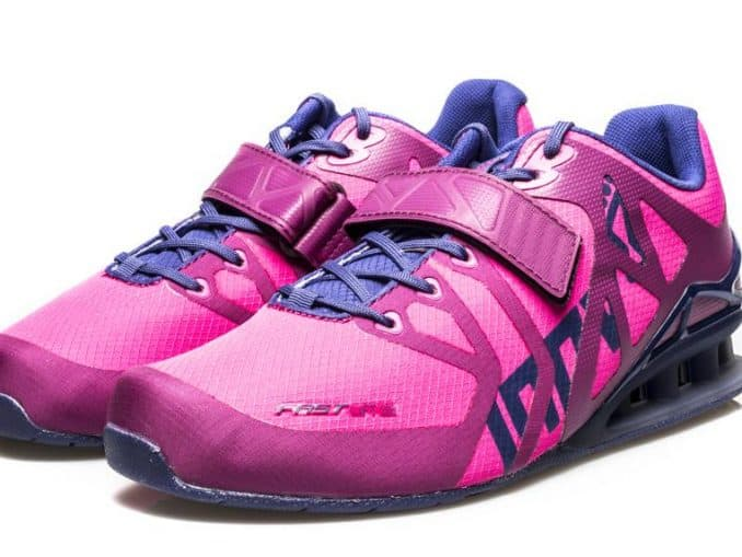 Inov-8 FastLift 335 Women's Weightlifting Shoe - three quarter view