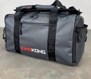 King Kong Apparel ZONE28 Duffel quarter left