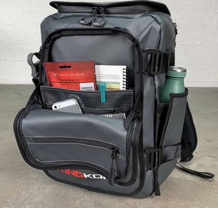 King Kong Apparel Zone25 Backpack internal