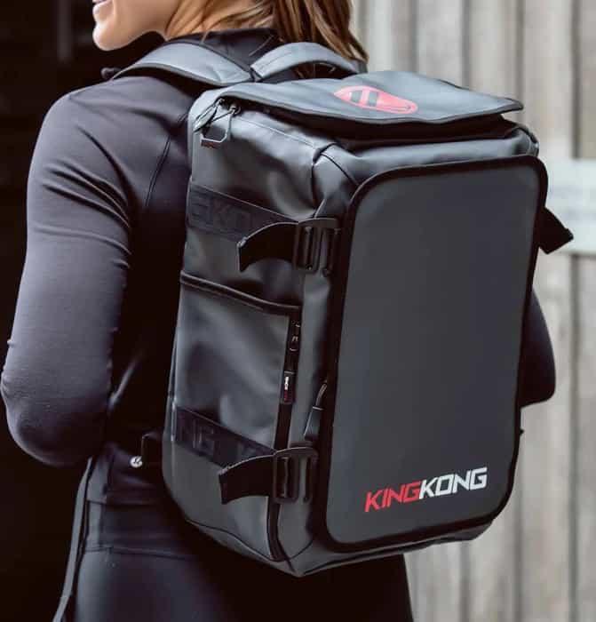 King Kong Apparel Zone25 Backpack main