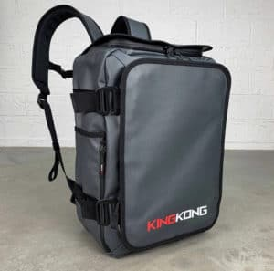 King Kong Apparel Zone25 Backpack quarter right