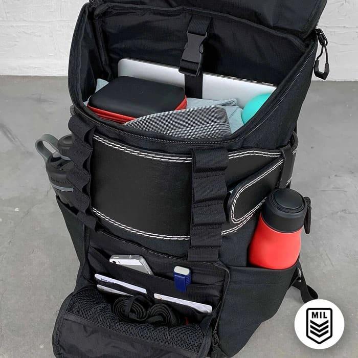 King Kong CORE25 Backpack Black inside