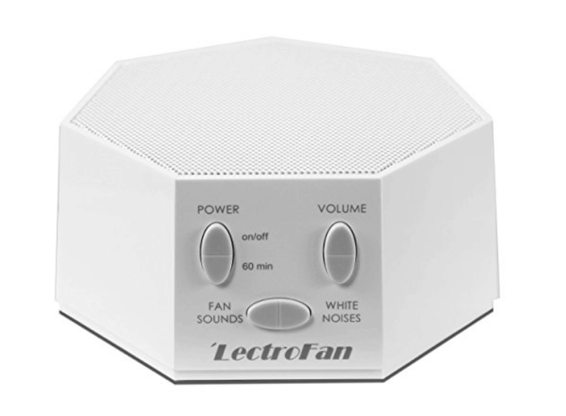 LectroFan High Fidelity White Noise Machine - product view
