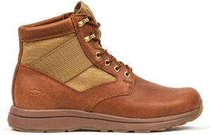 MACV-1 - Brown Leather light brown coyote side view right