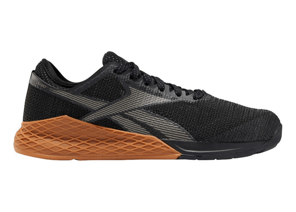 Reebok Nano 9 in Black/Gum - new for 2019