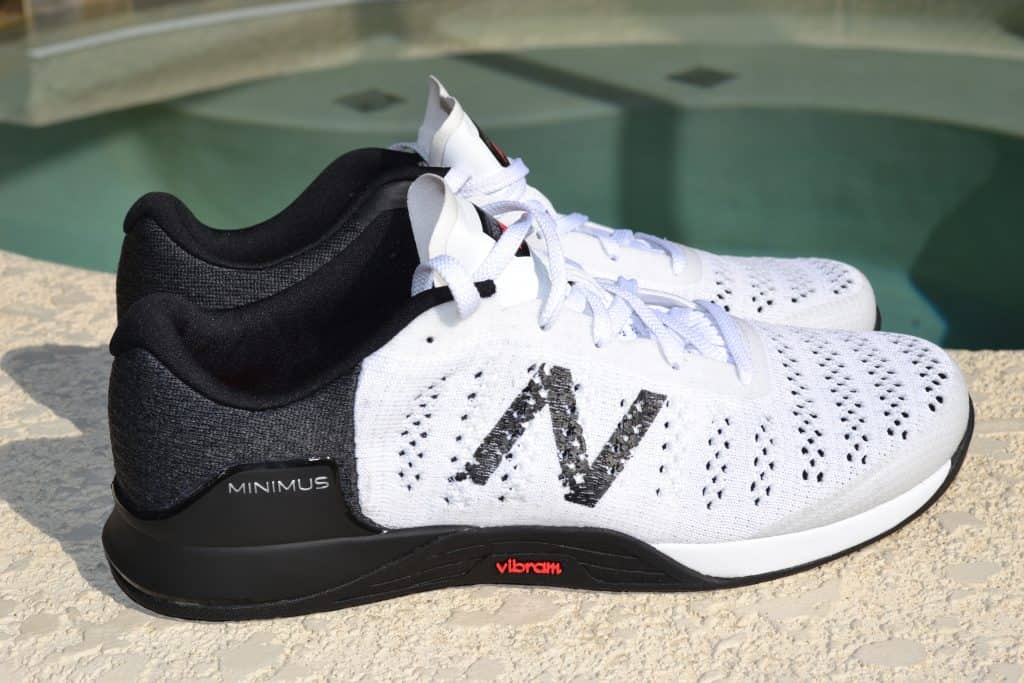 The Minimus Prevail is a light-weight cross training shoe from New Balance.  New for 2019.