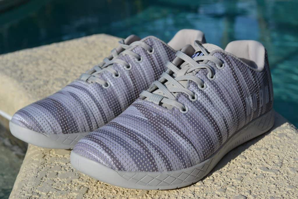 NOBULL Trainers - Mens - Matrix Burst - new for 2019, this is a great CrossFit Training Shoe with SuperFabric upper