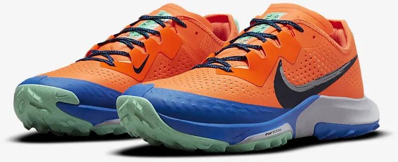 Nike Air Zoom Terra Kiger 7 quarter view pair left
