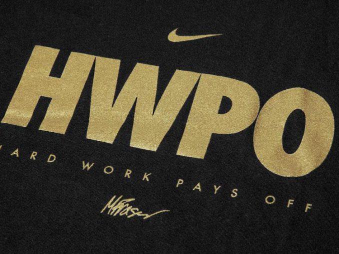 Nike Dri-FIT Mat Fraser HWPO Training T-Shirt details