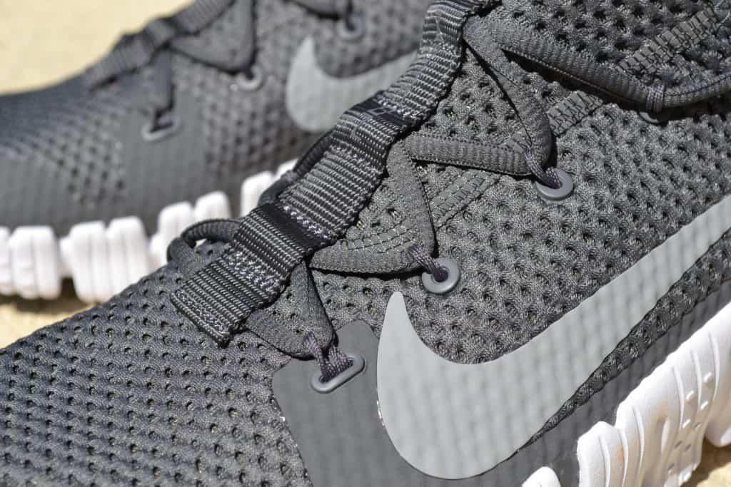 Nike Free Metcon 3 - Laces Closeup