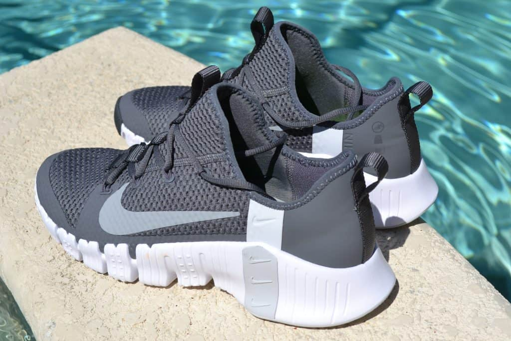 Nike Free Metcon 3 - New Cross Trainer for 2020 - Another Side View