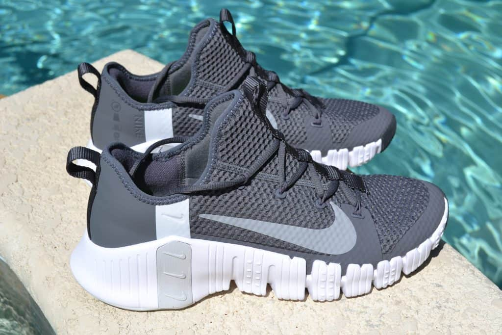 Nike Free Metcon 3 - New Cross Trainer for 2020 - Side View