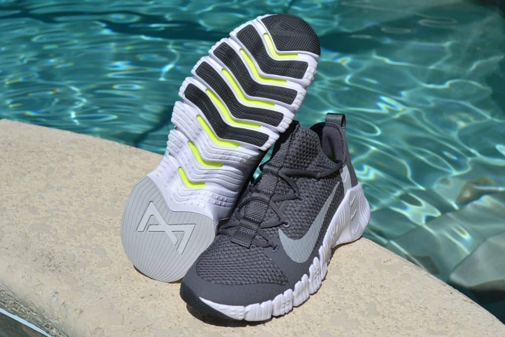 Nike Free Metcon 3 - New Cross Trainer for 2020 - Sole and Side