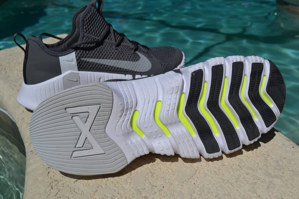 Nike Free Metcon 3 - New Cross Trainer for 2020 - Outsole
