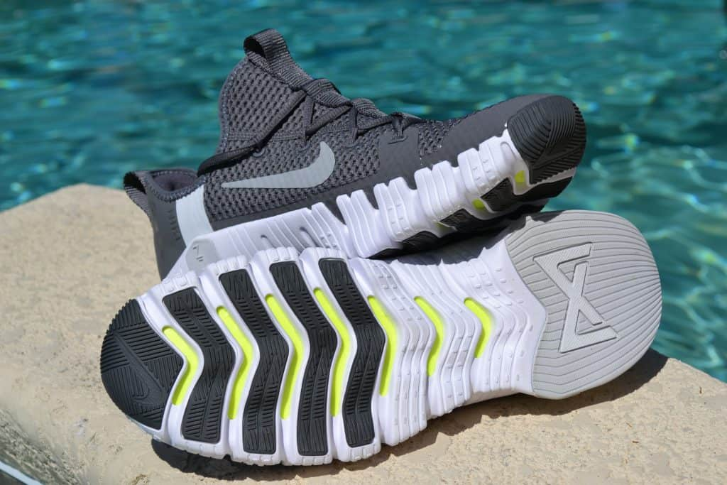 Nike Free Metcon 3 - New Cross Trainer for 2020 - Side Stacked on Sole