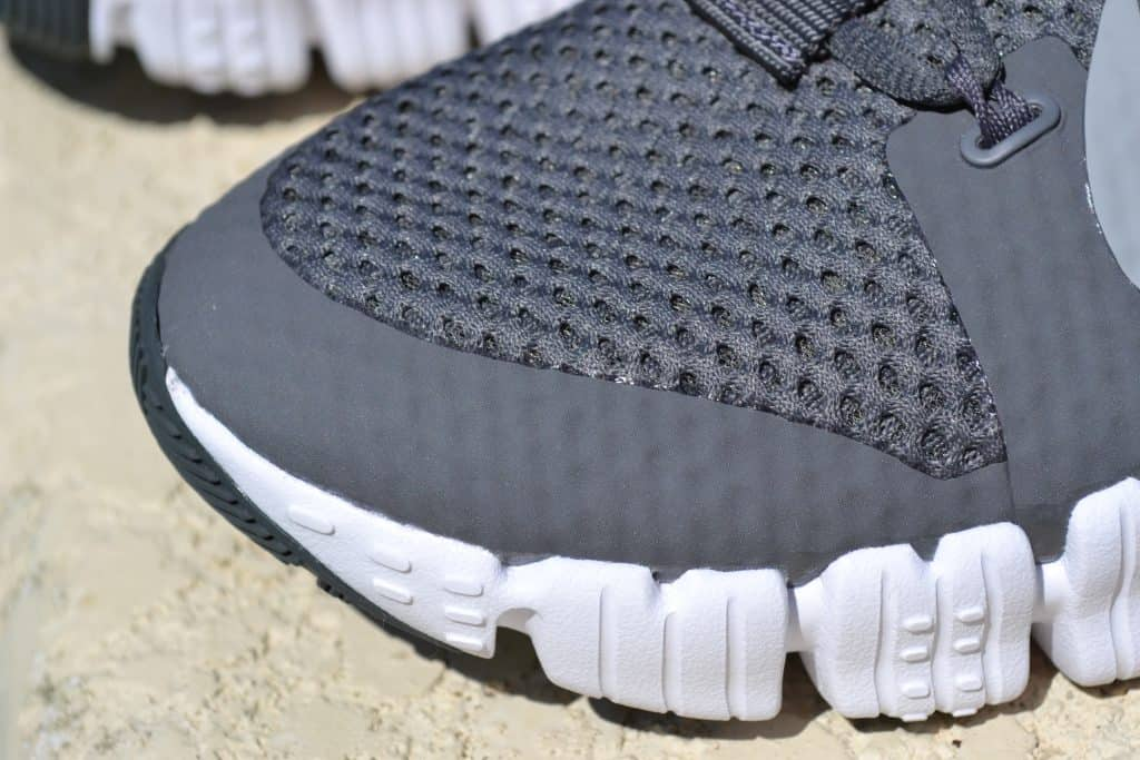 Nike Free Metcon 3 - New Cross Trainer for 2020 - Mesh Upper Closeup