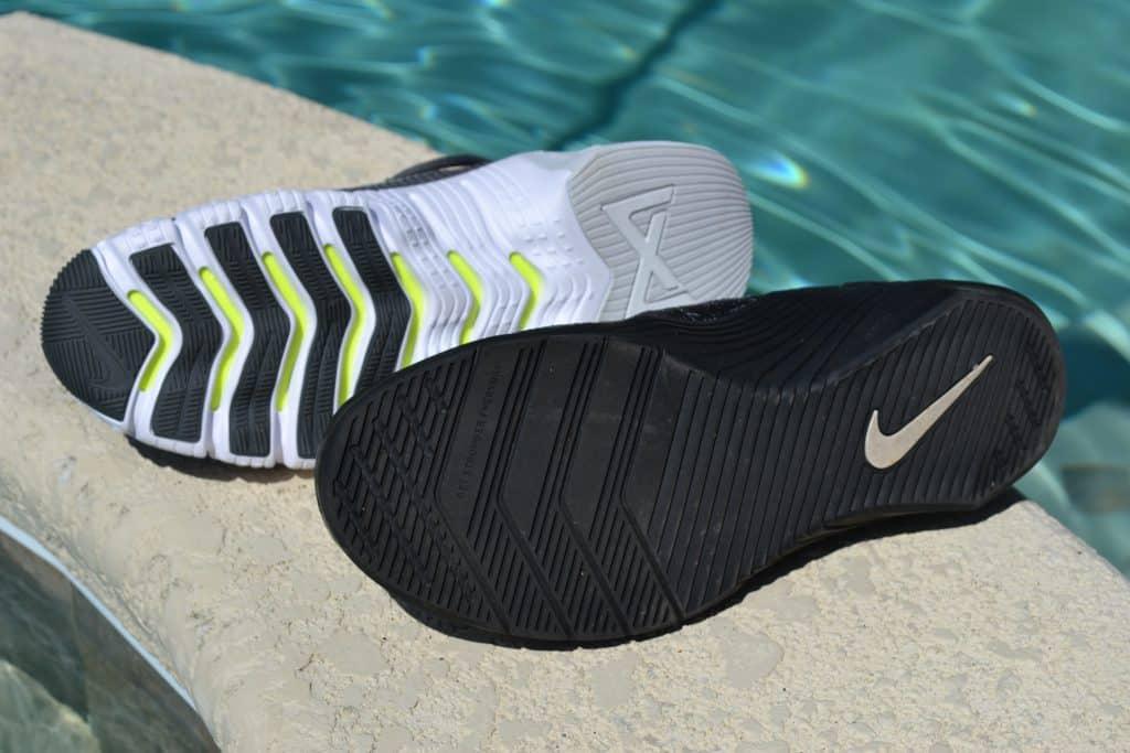 Nike Free Metcon 3 versus Nike React Metcon - Sole to Sole