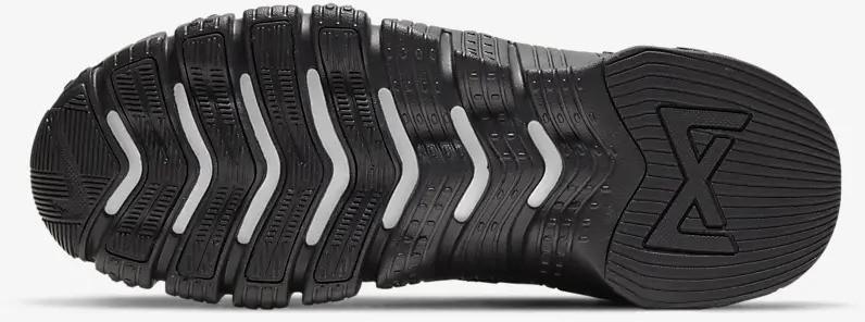 Nike Free Metcon 4 Black Volt Black outsole