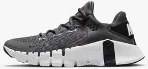 Nike Free Metcon 4 Iron Gray left side view