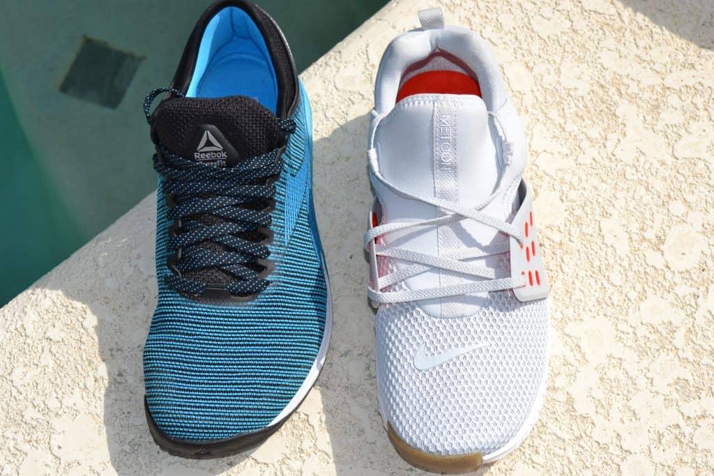 Nike Free X Metcon 2 vs Reebok Nano 9