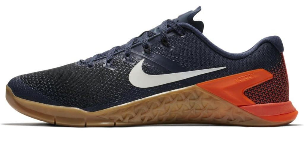 Nike Metcon 4 in Thunder Blue - best cross training shoe of 2018 - it looks great!