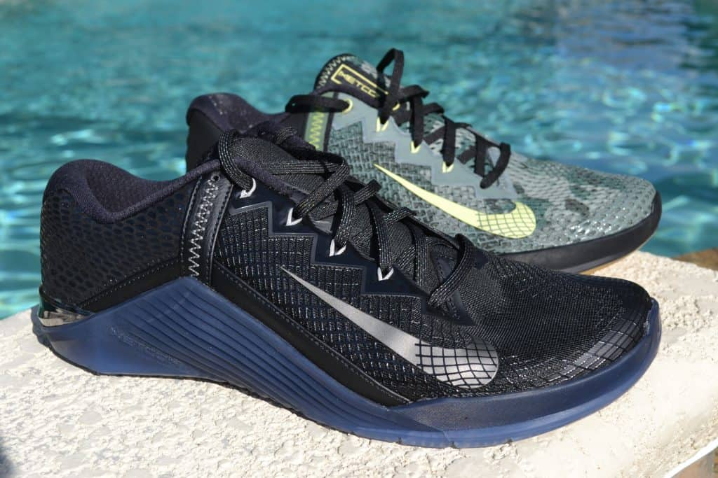 Nike Metcon 6 AMP - How is it different than the regular edition? Let's compare and contrast.
