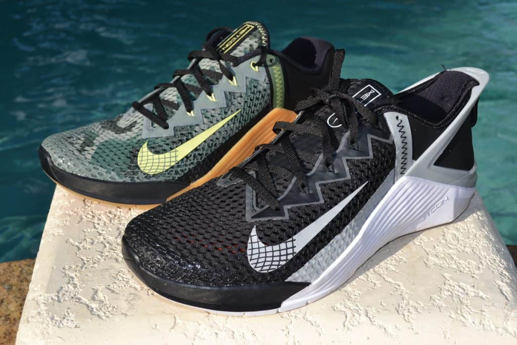 Nike Metcon 6 FlyEase Training Shoe for CrossFit (55)