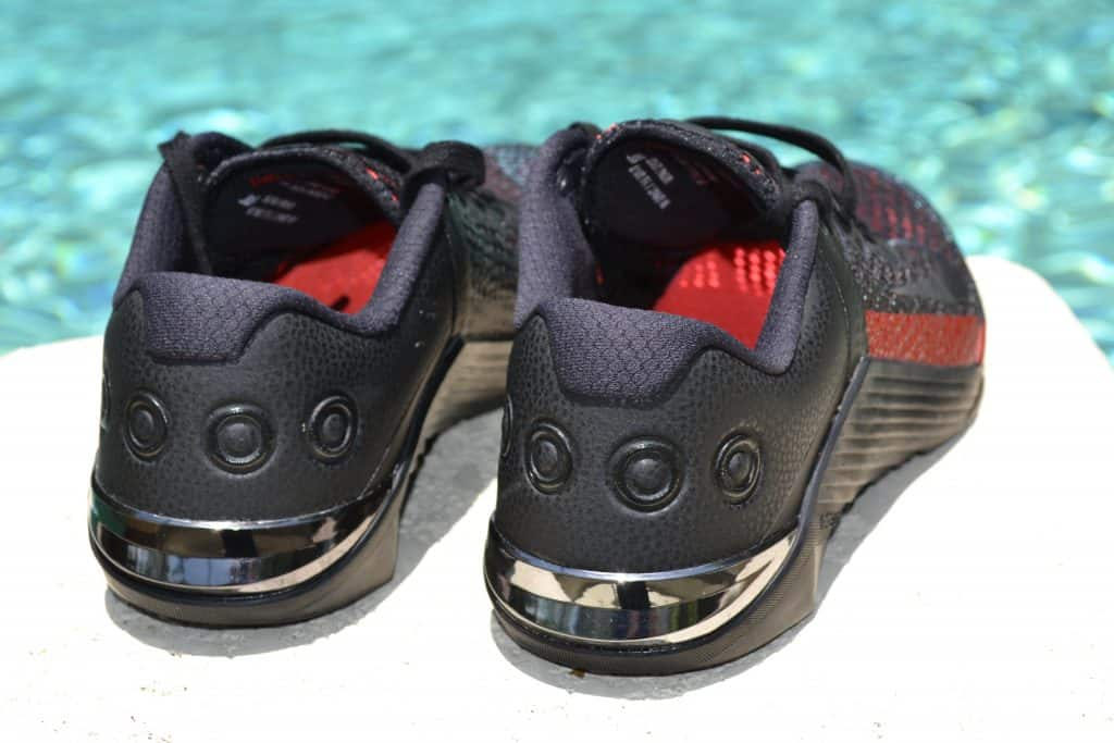 Nike Metcon 6 Mat Fraser mesh Sunshine