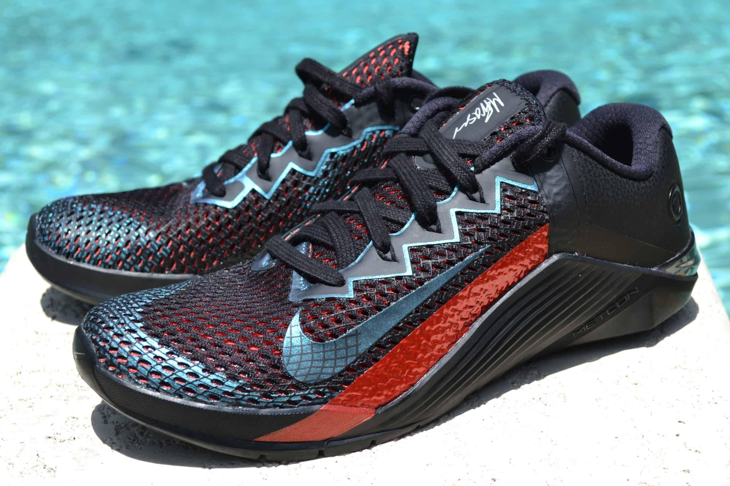 Nike Metcon 6 Mat Fraser Shoe Review