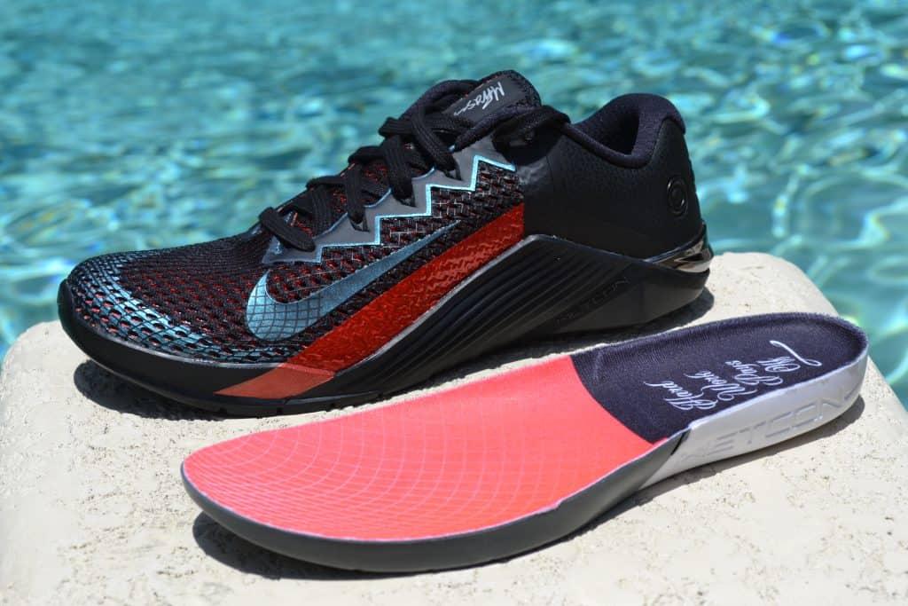Nike Metcon 6 Mat Fraser Shoe - Drop-in midsole