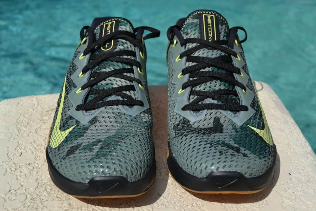 Nike Metcon 6 Camo - Side Front