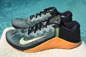 Nike Metcon 6 Camo - Side Left