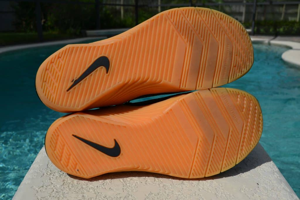 Nike Metcon 6 Camo - Sole