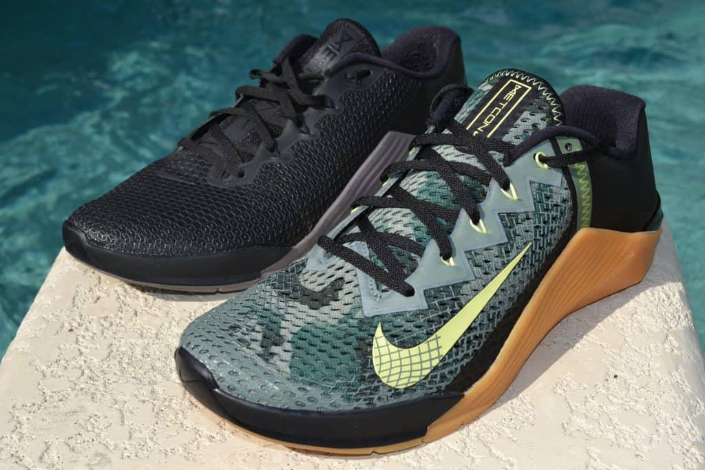Nike Metcon 6 Versus Nike Metcon 5 - Side by Side