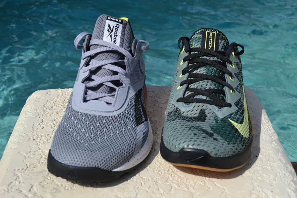 Nike Metcon 6 Versus Reebok Nano X Width 1 of 1