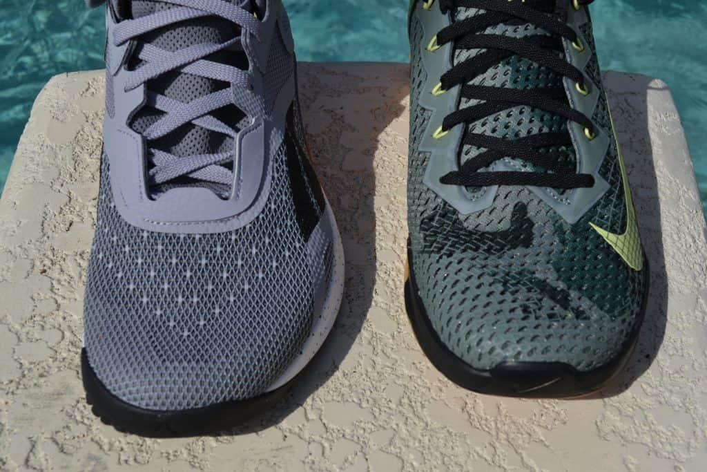 Nike Metcon 6 Versus Reebok Nano X Toe to Toe