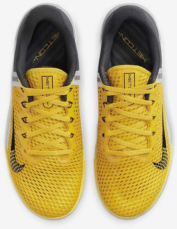 Nike Metcon 6 top view pair