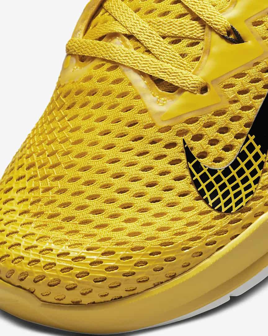 Nike Metcon 6 upper close up