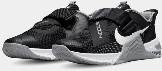 Nike Metcon 7 Flyease quarter view left pair