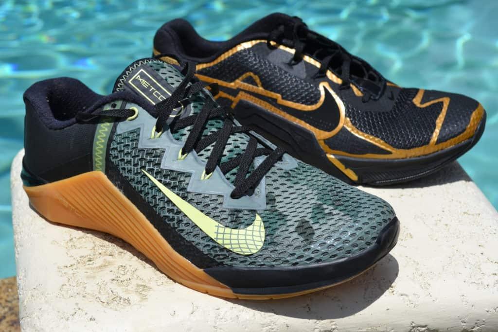 Nike Metcon 7 versus Nike Metcon 6