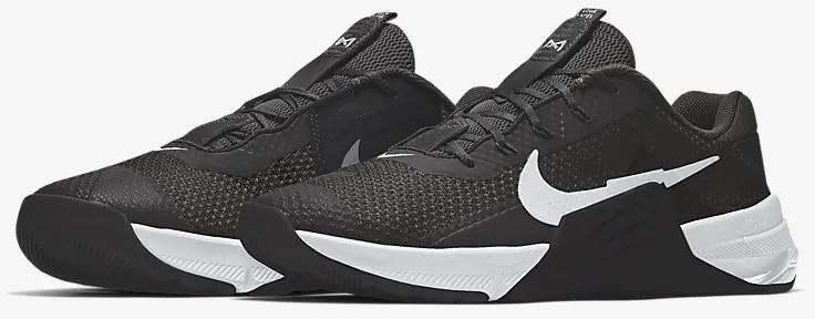 Nike Metcon 7 Men's Black quarter view left