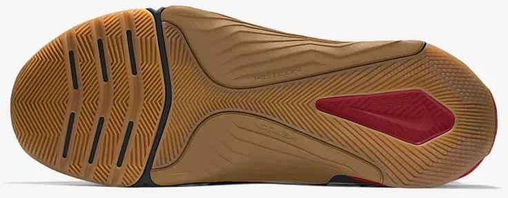 Nike Metcon 7 Men's Multicolor outsole