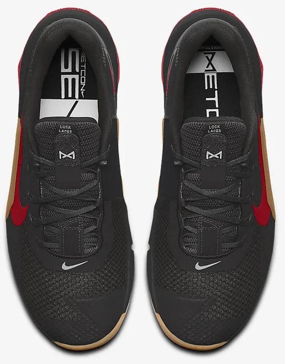 Nike Metcon 7 Men's Multicolor top view pair