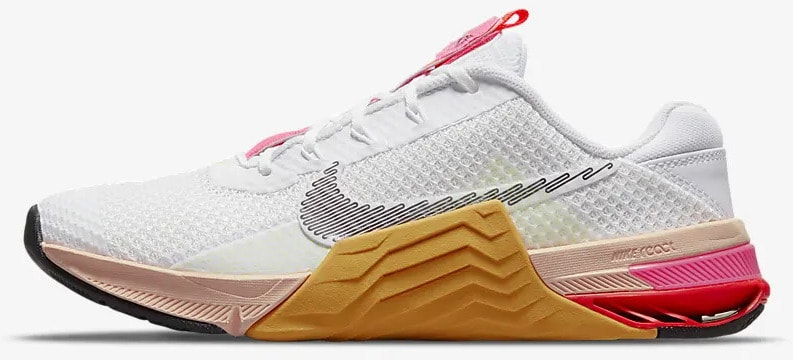 Nike Metcon 7 X Women's side view left